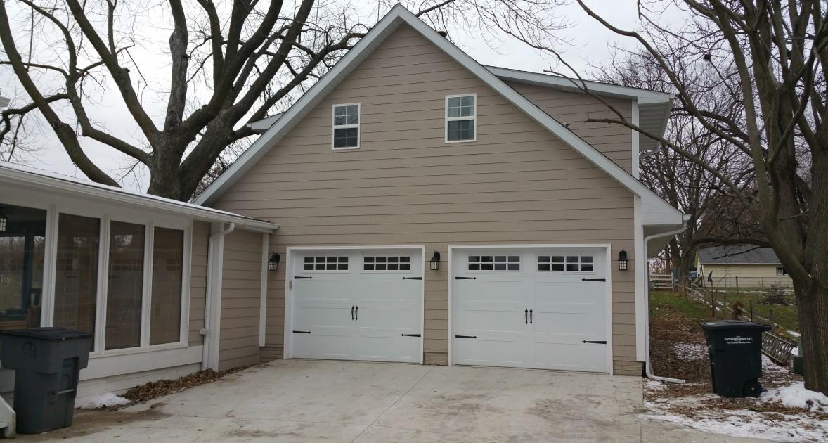 carlisle iowa garage addition - Garage Addition