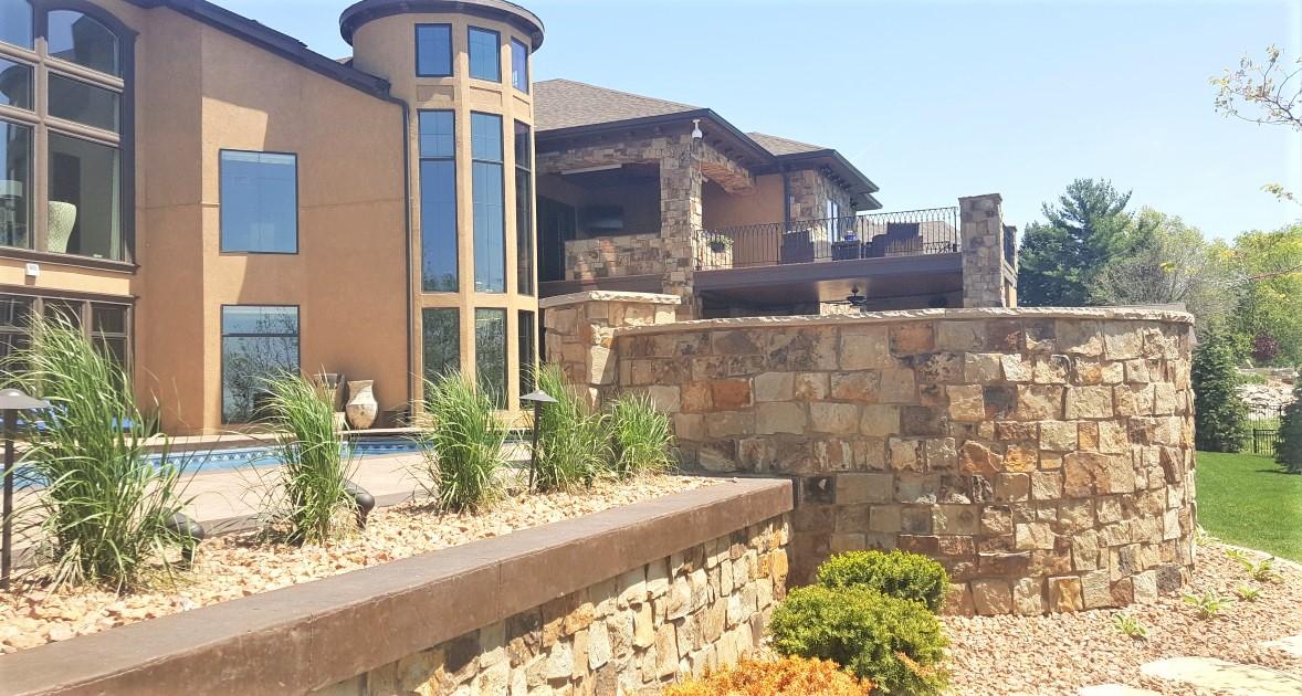 Premier Construction Backyard Design