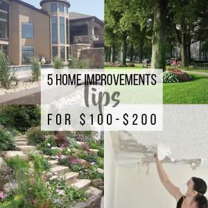 5 Home Improvements Blog 2 Title