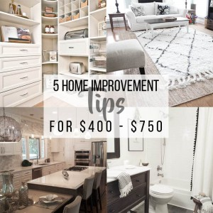 5 Home Improvements Blog 4 Title Image